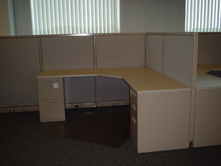 Steelcase Avenir Used Cubicles (W1053)