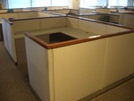 Steelcase Used Office Cubicles (W1080)