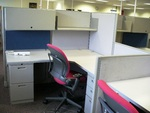 Knoll Used Cubicles (W1082)