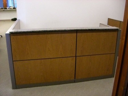 Steelcase Reception Desk (R1083)