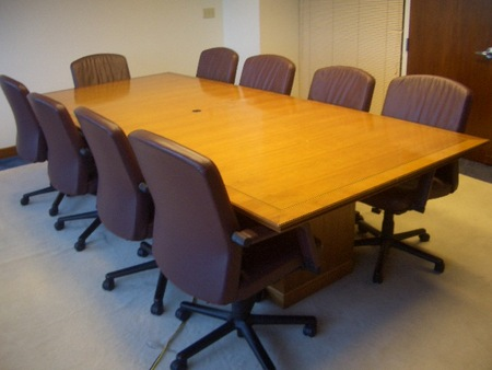Bernhardt Conference Table (T1092)