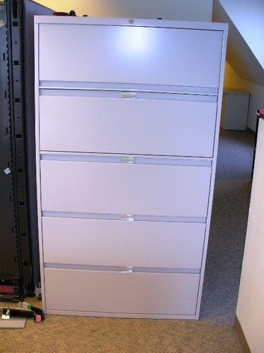 Steelcase 5 Drawer Files (F1128)