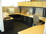 Steelcase Context Used Cubicles (W1145)