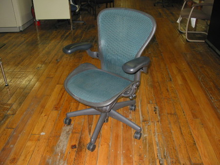 Aeron Chairs by Herman Miller (C1191)