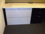 Steelcase 2 Drawer File Cabinets (F1213)