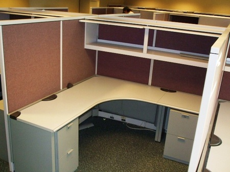 Steelcase Workstations (W1253)