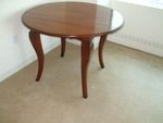 Wooden Round Table (T1320)