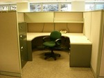 Steelcase Avenir Used Cubicles (W1361)
