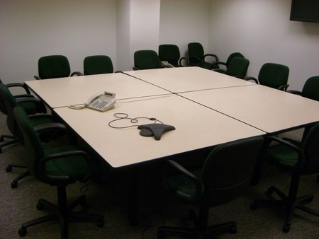"54"" x 54"" Steelcase Training Tables (T1365)"