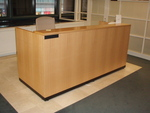 SMED Reception Desk