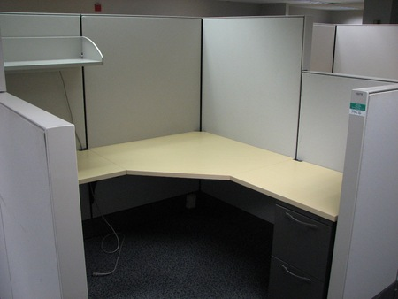 Herman Miller Q Workstations