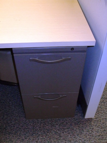 Pedestals for Used Herman Miller Cubicles