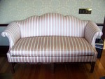 Traditional Style Loveseat