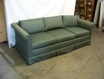 Three Seat Upholstered Sofa
