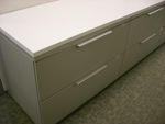 Haworth Lateral Filing Cabinets