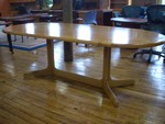 8 ft Racetrack Conference Table