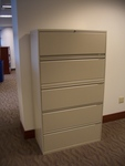 Used 5 Drawer Filing Cabinets