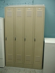 Pensco Storage Lockers