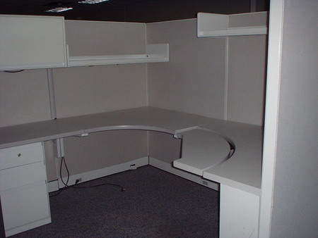Steelcase Enhanced Used Cubicles