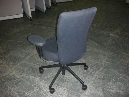 Back of Vitra office chairs