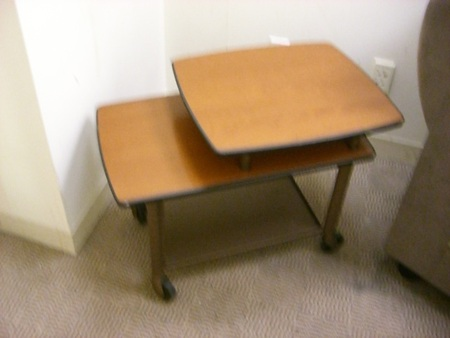 Used Mobile Tables