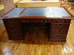 Kimball Double Pedestal Desk
