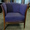 Purple Club Chairs