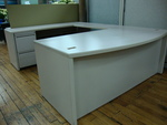 Haworth U-Shape Desk Sets