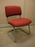 Steelcase Sled Base Side Chairs