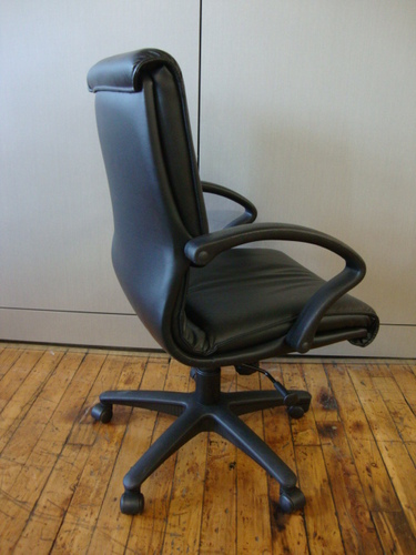 Leather Desk Chair