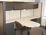 Knoll Managers Cubicles