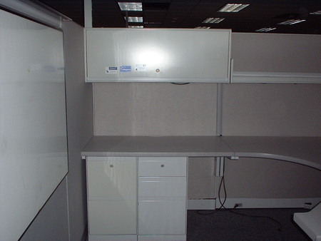 Steelcase 9000 Used Cubicles