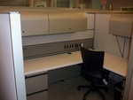 Knoll Used cubicles