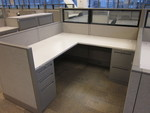 Allsteel Concensys Workstations