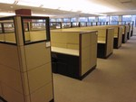 Knoll Reff Used Cubicles