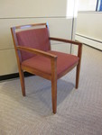 Knoll Ricchio Side Chairs
