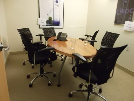 Cherry Meeting Table