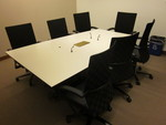 "Neinkamper ""V"" Conference Table"