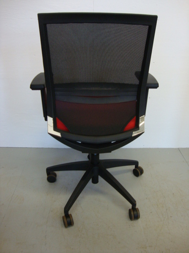 Back view of Conklin Navigator Chairs