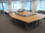 20' Maple Conference Table