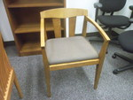 Brayton Wood Side Chairs