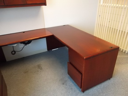 Conklin office furniture d3094 kimball desk sets - Kimball office desk ...