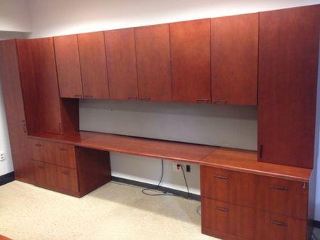 Conklin Office Furniture D3341 Bernhardt Executive Desks