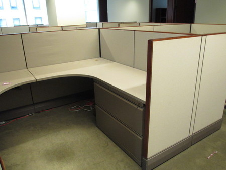 Conklin Office Furniture W3500 Herman Miller Ao3 Used Cubicles