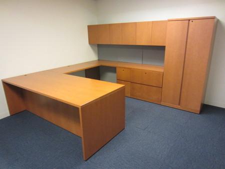 Conklin Office Furniture D3723 Smed Executive Desk Sets